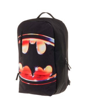 OFFICIAL DC COMICS BATMAN THE MOVIE SYMBOL OVERSIZED BACKPACK