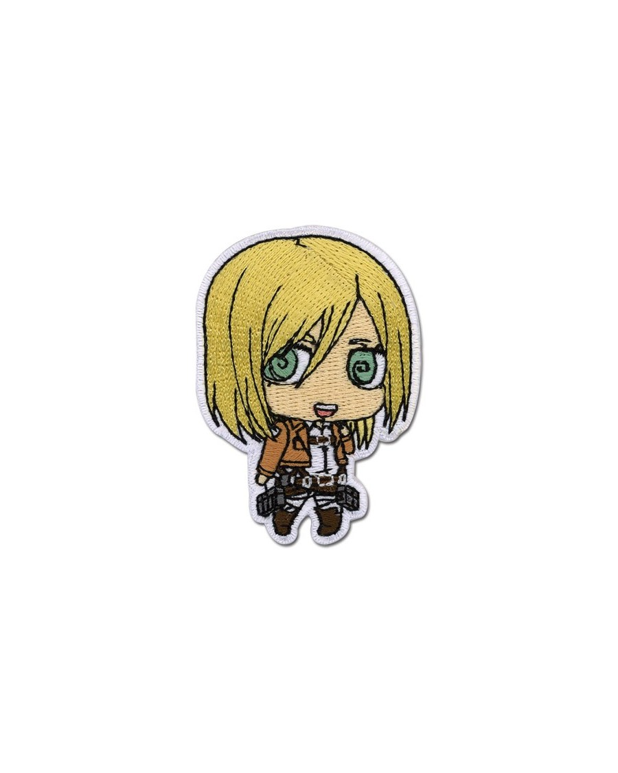 ATTACK ON TITAN CHRISTA PATCH