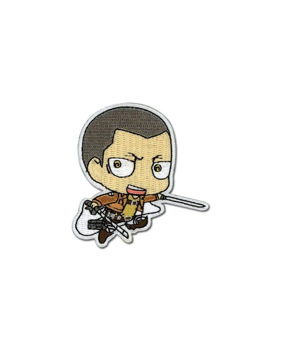 ATTACK ON TITAN CONNY PATCH