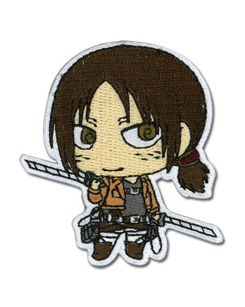 ATTACK ON TITAN YMIR PATCH