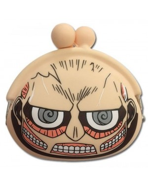 OFFICIAL ATTACK ON TITAN - COLOSSAL TITAN FACE PURSE/ WALLET