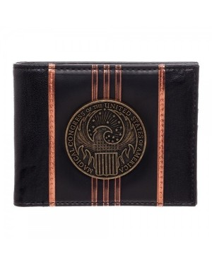 OFFICIAL FANTASTIC BEASTS AND WHERE TO FIND MAGICAL CONGRESS BI-FOLD WALLET