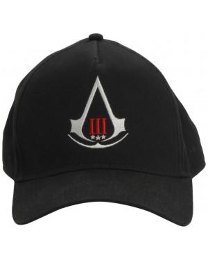 OFFICIAL ASSASSIN'S CREED III (3) SYMBOL BASEBALL CAP