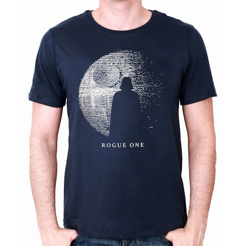 T Shirt Darth Vader The Death Star