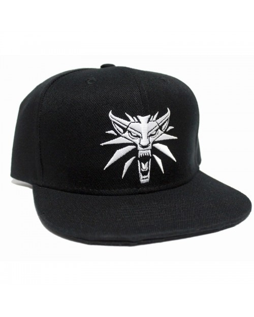OFFICIAL WITCHER 3: WILD HUNT MEDALLION ICON SNAPBACK CAP