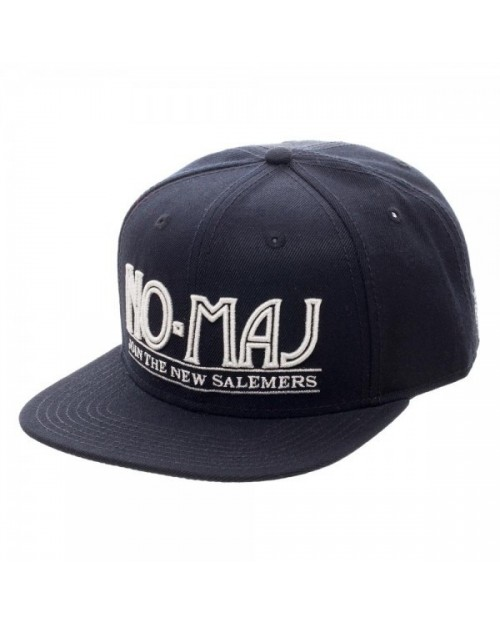 OFFICIAL FANTASTIC BEASTS AND WHERE TO FIND THEM - NO-MAJ BLACK SNAPBACK CAP