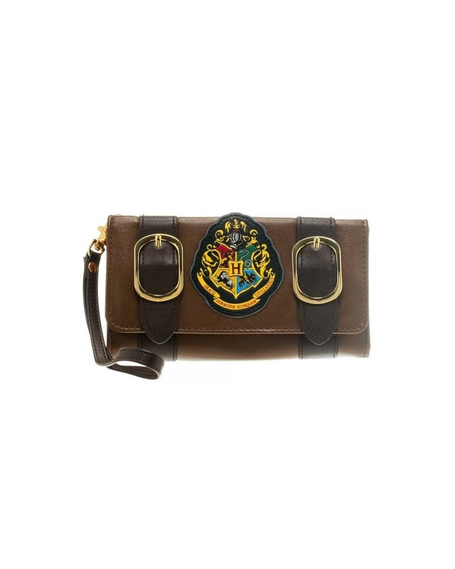 OFFICIAL HARRY POTTER HOGWARTS BADGE PURSE/ WALLET