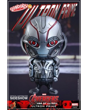 HOT TOYS x MARVEL: AGE OF ULTRON - ULTRON PRIME COSBABY FIGURE