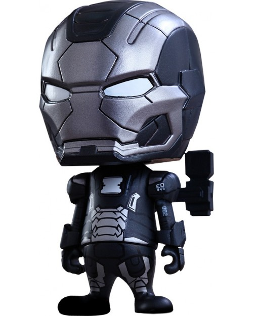 HOT TOYS x MARVEL: AGE OF ULTRON - WAR MACHINE (MARK II) COSBABY FIGURE