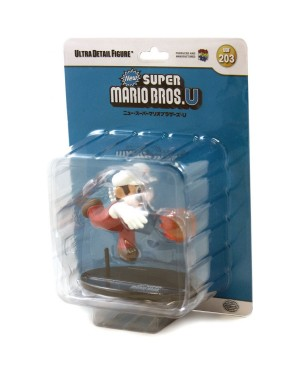 MEDICOM x NINTENDO - NEW SUPER MARIO BROS. U FIRE MARIO UDF MINI FIGURE (6 cm)