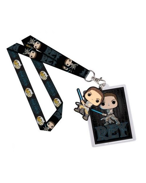 OFFICIAL STAR WARS CHEWBACCA FUNKO POP! LANYARD