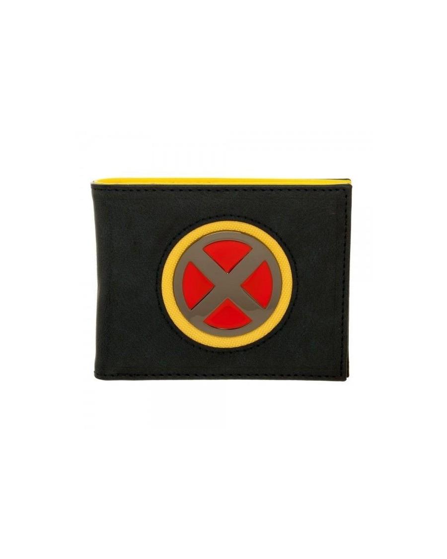OFFICIAL MARVEL COMICS X-MEN METAL SYMBOL BI-FOLD WALLET