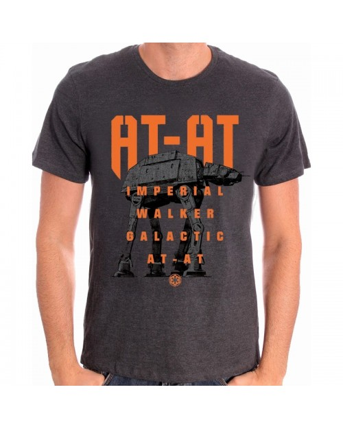 OFFICIAL STAR WARS ALL TERRAIN ARMORED TRANSPORT (AT-AT WALKER) PRINT T-SHIRT