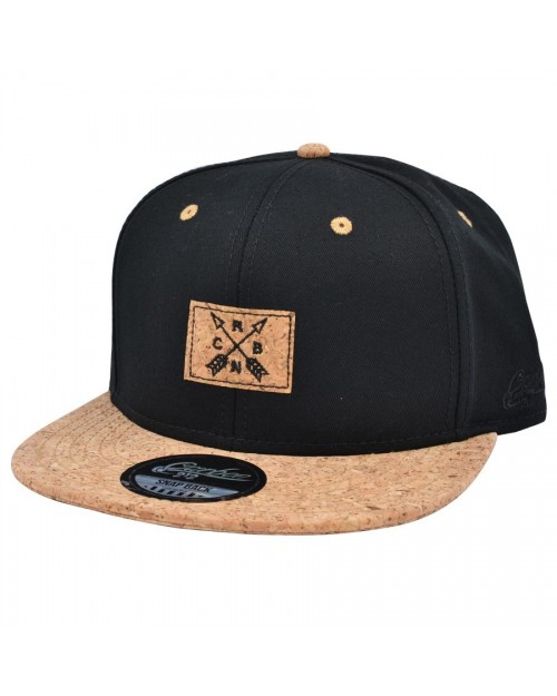 CARBON 212 CORK SNAPBACK CAP