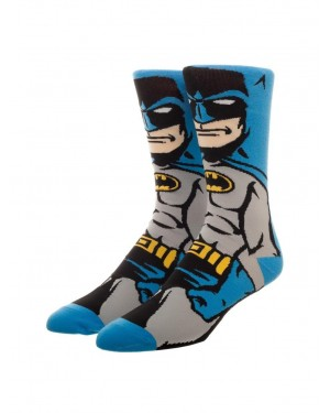 OFFICIAL DC COMICS BATMAN 360 CREW SOCKS