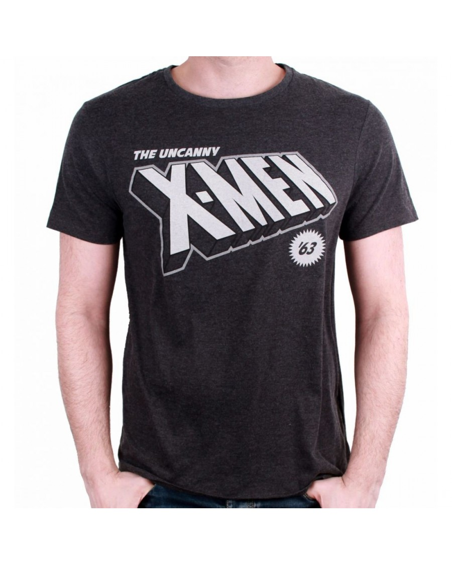 OFFICIAL MARVEL COMICS - THE UNCANNY X-MEN '63 GREY T-SHIRT