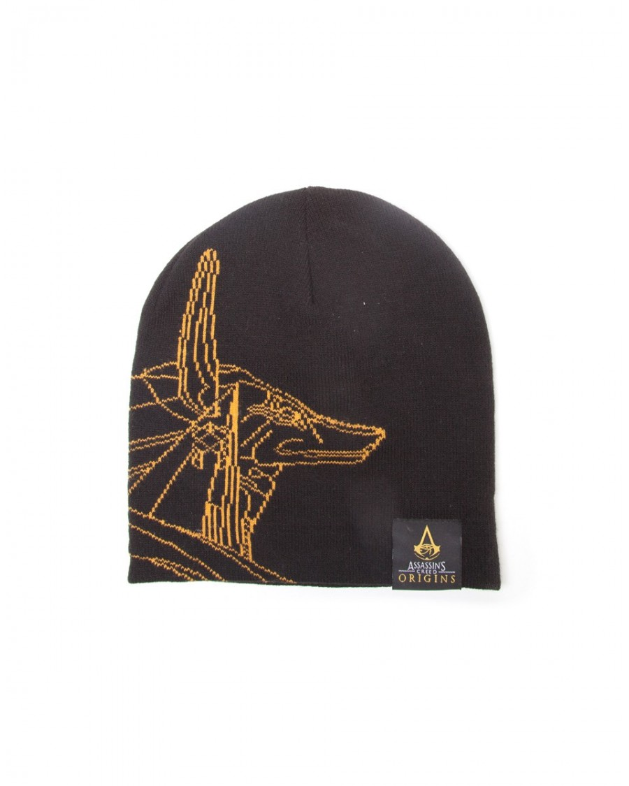 OFFICIAL ASSASSIN'S CREED: ORIGINS - ANUBIS BEANIE
