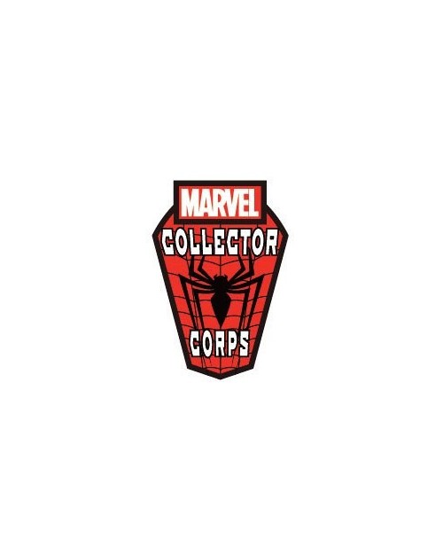 OFFICIAL MARVEL COMICS - SPIDER-MAN POP! COLLECTOR CORPS PIN BADGE