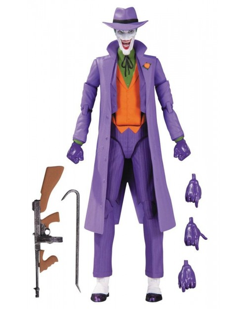 DC COLLECTIBLES x THE JOKER - DEATH IN THE FAMILY ACTION FIGURE (17cm)