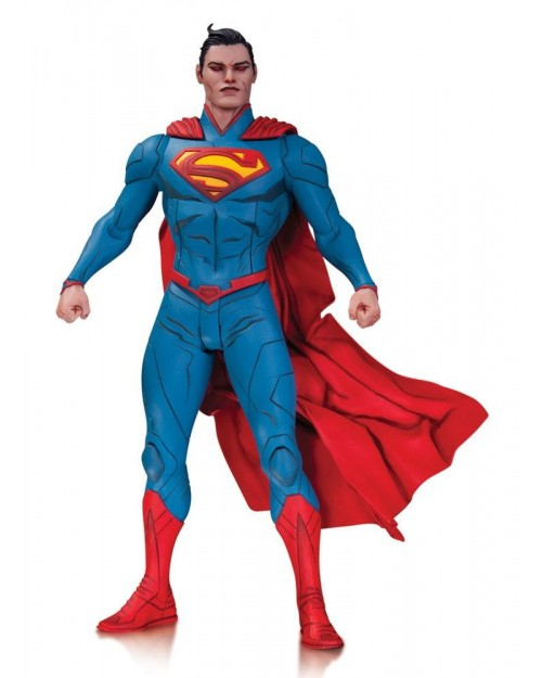 DC COLLECTIBLES x SUPERMAN ACTION FIGURE (17cm) [JAE LEE]